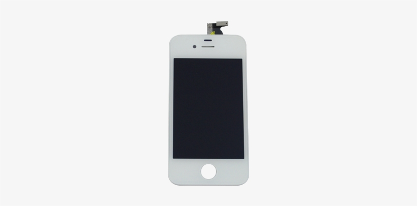 Iphone 4s Lcd Touch Screen Replacement White - Iphone 4s, transparent png #2559066
