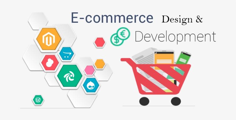 Ecommerce Development - Ecommerce Design & Solutions, transparent png #2559683
