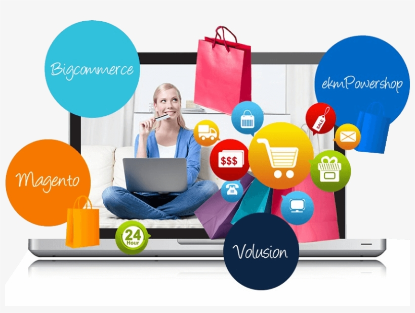Get Started Now - All In One E Commerce, transparent png #2559851