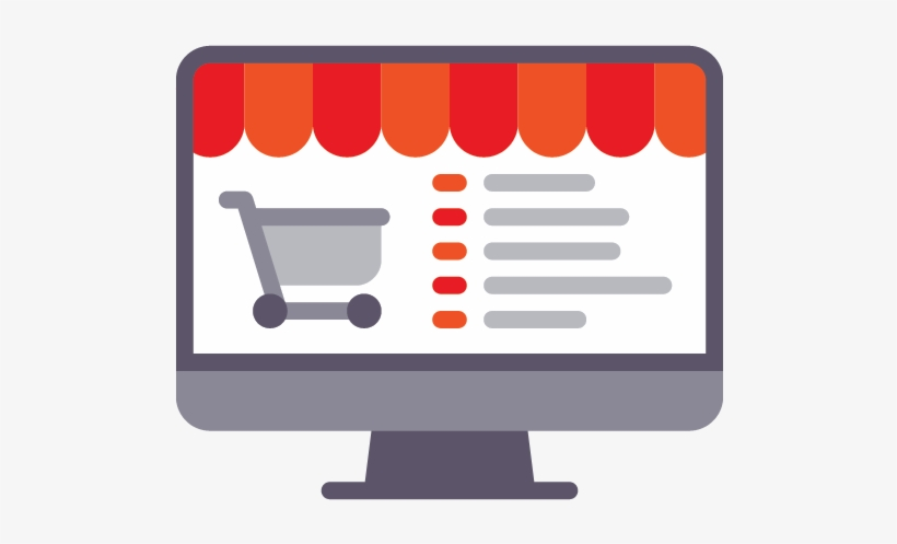Codebrahma Is Your Preferred Choice For An Ecommmerce - Transparent E Commerce Icon, transparent png #2560175