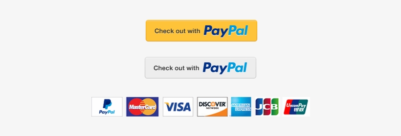 Paypal-buttons - Payment Method, transparent png #2562832