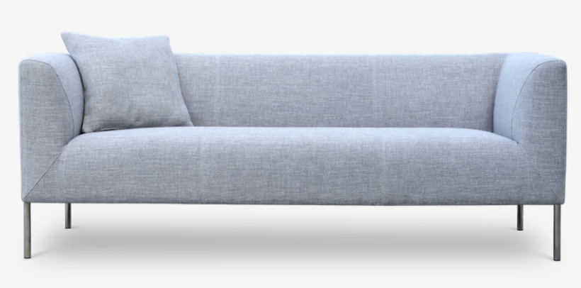 Excellent Modern Sectional Sofa Laguna Sofa In Grey Tweed Fabric By Gamerscity Chair Design For Home Gamerscityorg