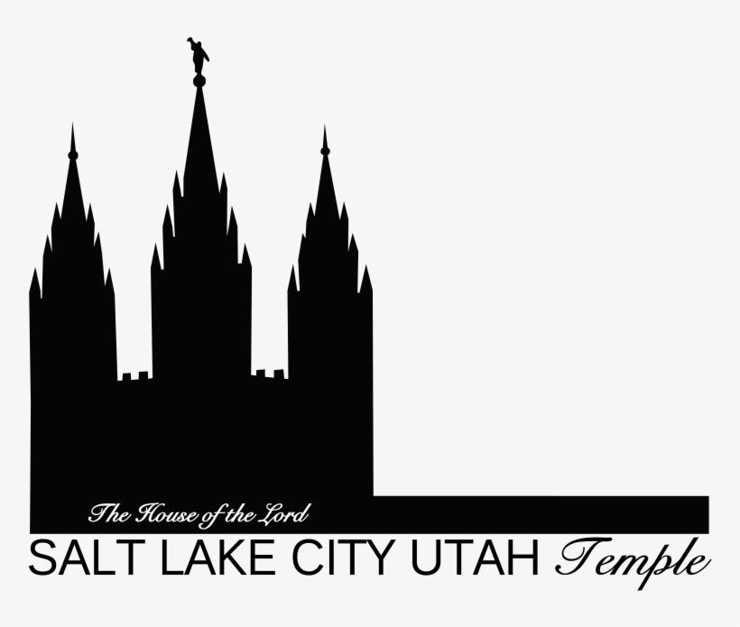 Temple Square Clipart Salt Lake Temple Temple Square Temple Square