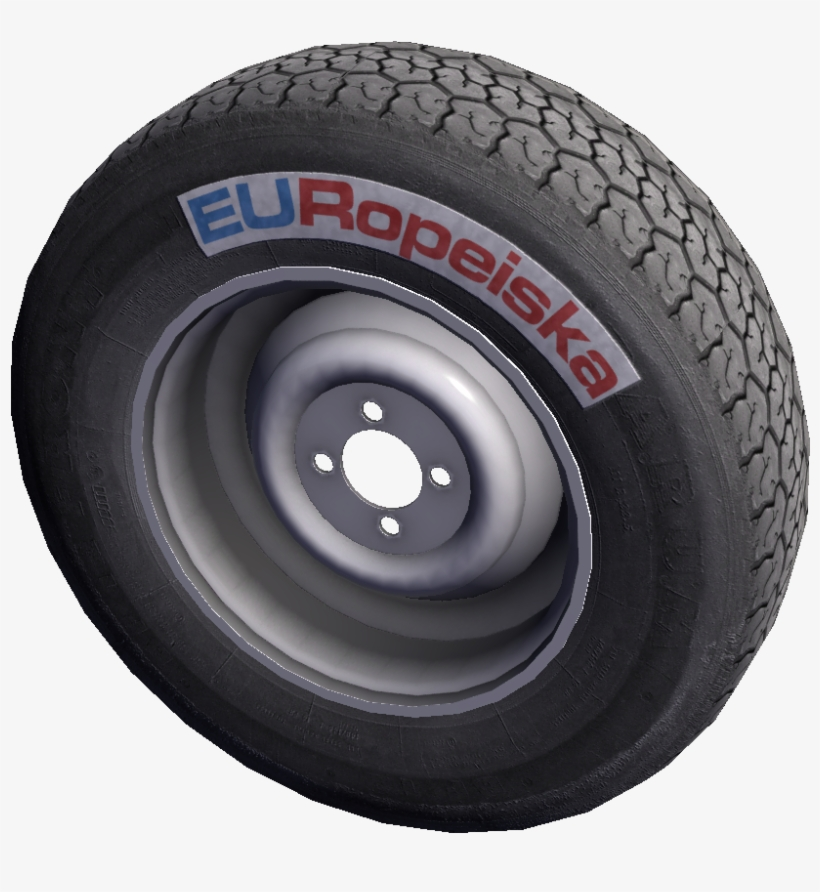 Europeiska Rally Tyre - My Summer Car Rally Tires, transparent png #2567579