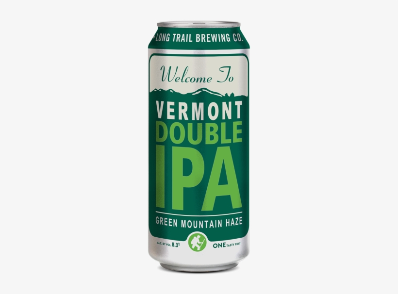 Image Images/ltb244 18 Vermont Double Ipa Lr - Long Trail Brewing Company, transparent png #2570679