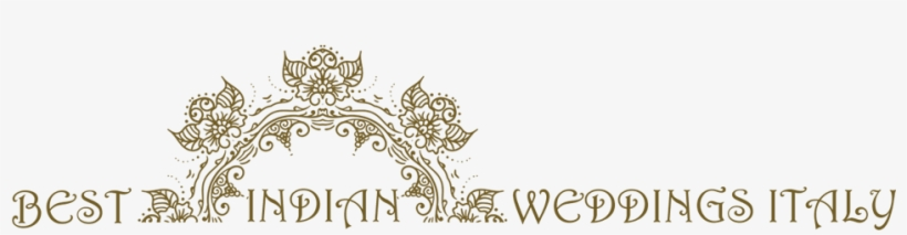 Logo Best Indian Weddings Italy - Weddings In India, transparent png #2571299