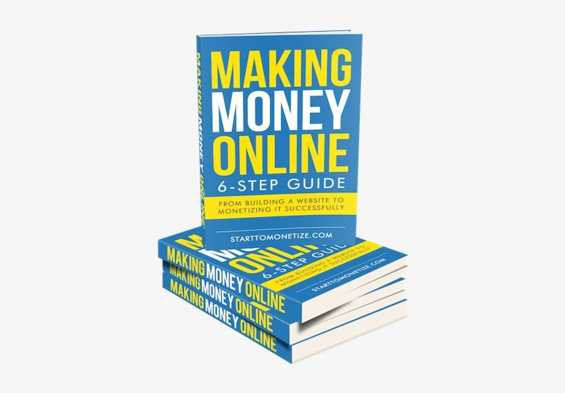 Making Money Online - Ebook Make Money Online Book, transparent png #2574881