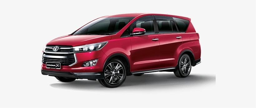 Experience The Perfect Prestige Of The Innova - New Toyota Innova 2018, transparent png #2575640