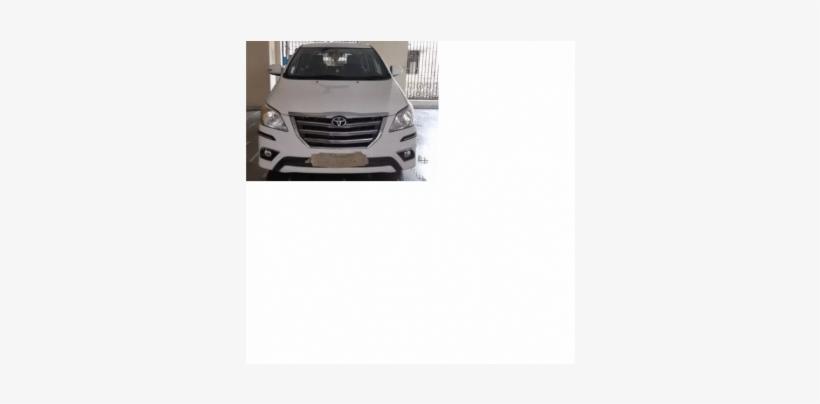 Toyota Innova, transparent png #2576072