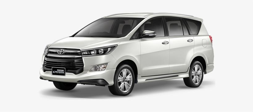 Toyota Camry, Toyota Innova, Toyota Comuter - Toyota Innova, transparent png #2576195