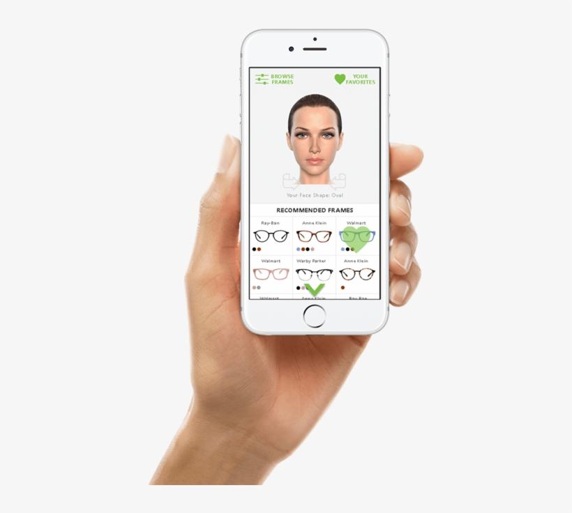 Frames App Visual Design - Anymote Home Tc1amh1 Smart Universal Remote Control, transparent png #2584513