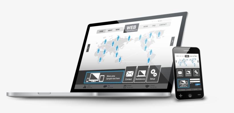 Bryantideas Web Design - Responsive Web Design, transparent png #2586557