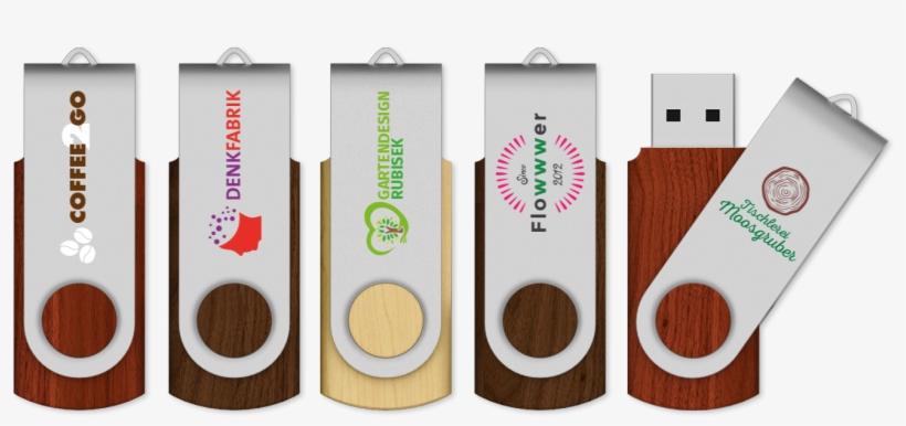 Branded Usb Flash Drives - Usb Flash Drive, transparent png #2587216