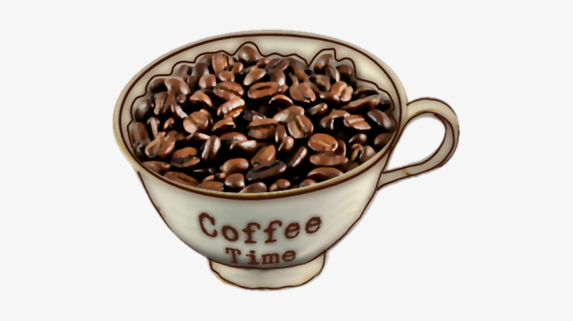 Grains De Café Png, Tasse - Coffee, transparent png #2588898