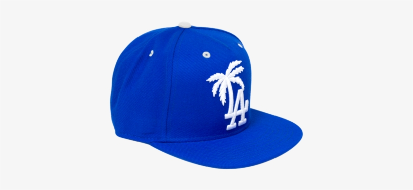 b86a1275a28 Blvd Supply - La Dodger Hat With Palm Tree - Free Transparent PNG ...