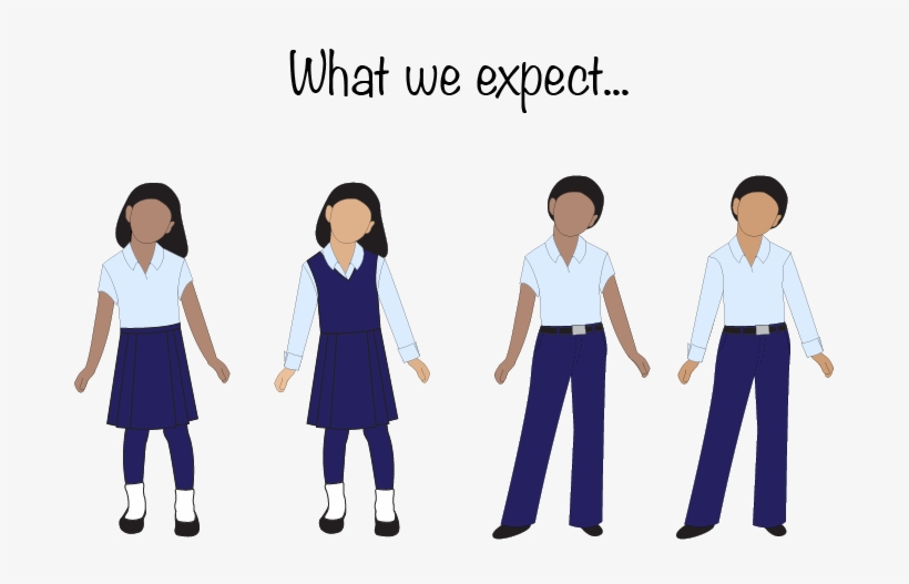 Tesfa International School Will Provide Each Student - School Uniform Clipart Transparent, transparent png #2594364