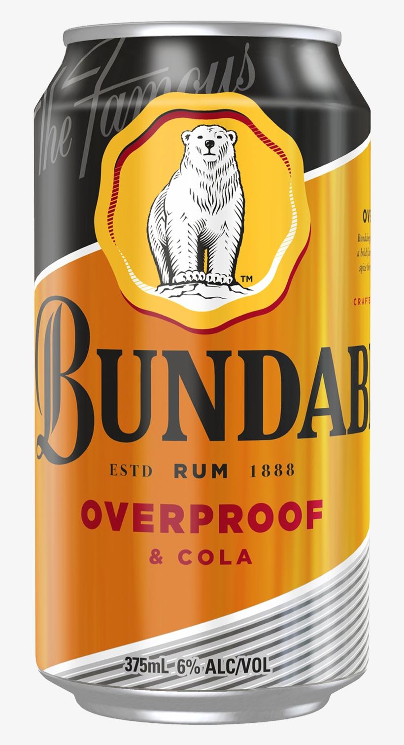 Bundaberg Op Rum & Cola Cans 375ml - Bundaberg Up Rum & Cola Cans 10 Pack, transparent png #2595396