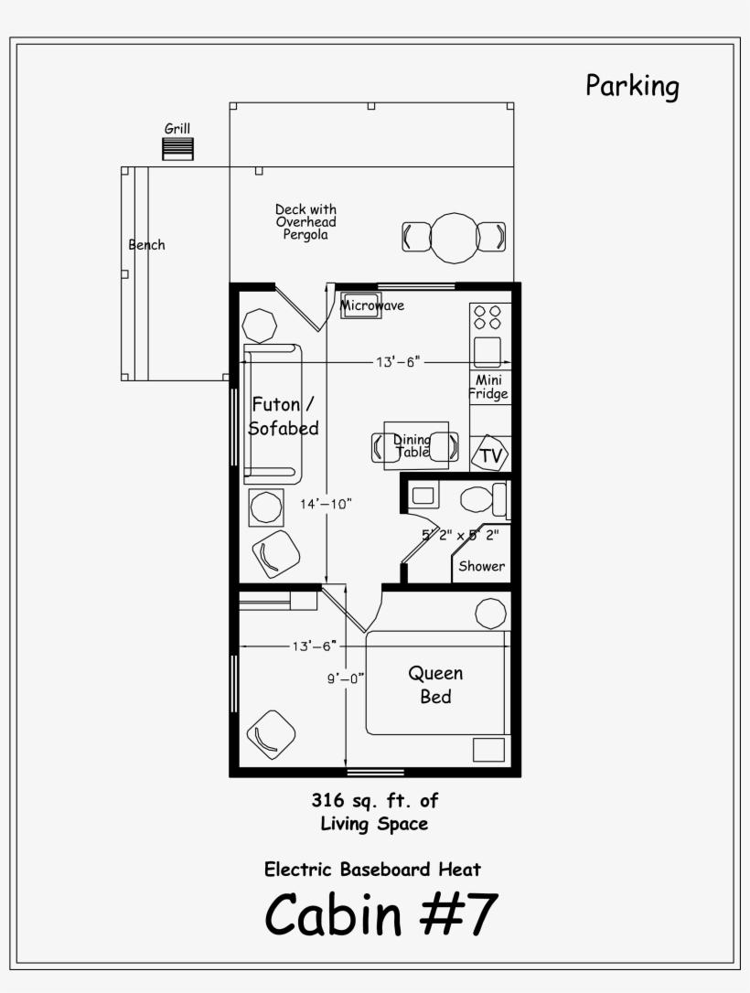 Delightful Small Bedroom Floor Plans 1 Bedroom Tiny House Floor Plans Free Transparent Png Download Pngkey