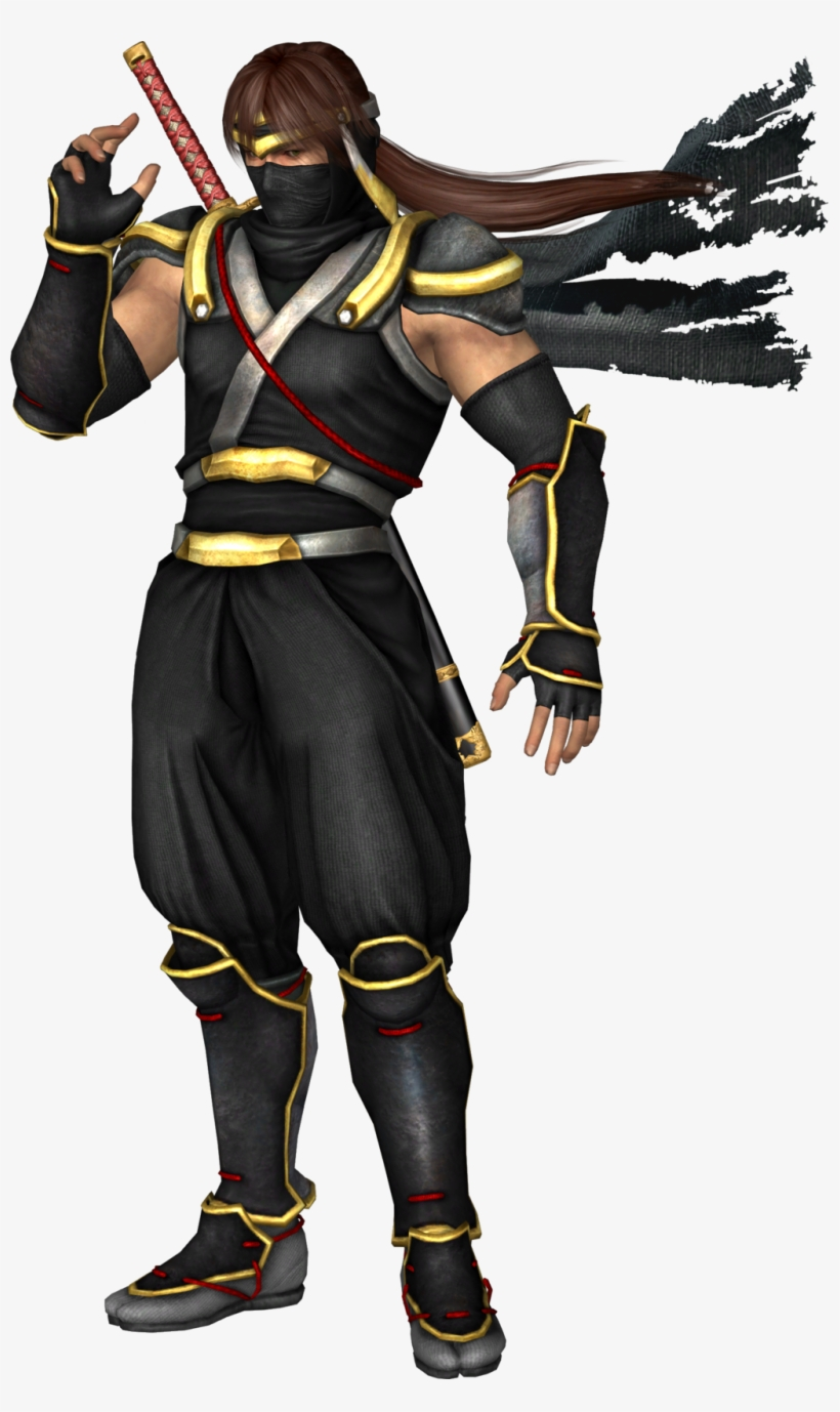 Ryu Hayabusa, Ninja Gaiden, Ghost Rider, Doa, Ninjas, - Dead Or Alive 2 Ryu Hayabusa, transparent png #2598688