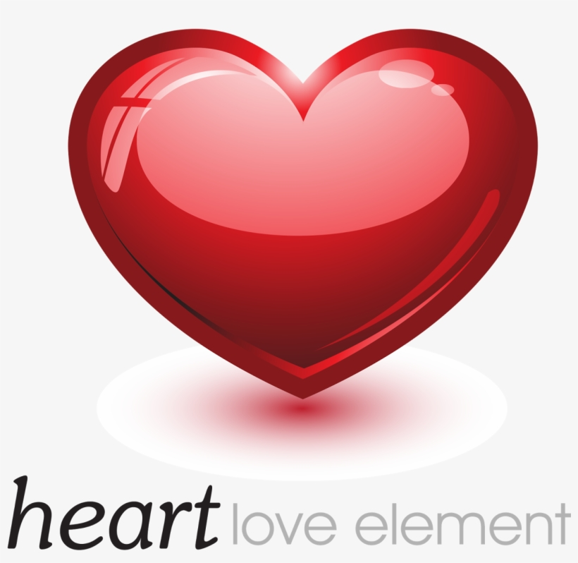 Heart Love Png Transparent Hd Photo - Heart 3d Icon Png