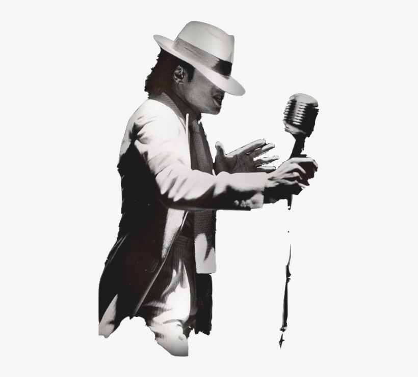 Michael-jackson Logo - Michael Jackson Singing Transparent, transparent png #262719
