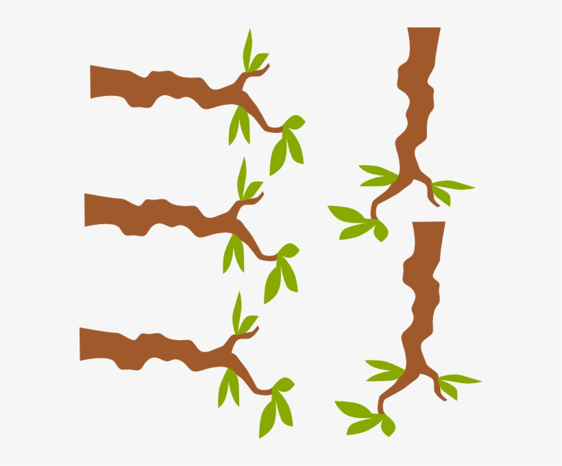 Tree Branch Clip Art - Hd Tree Branches Png Clipart, transparent png #263313