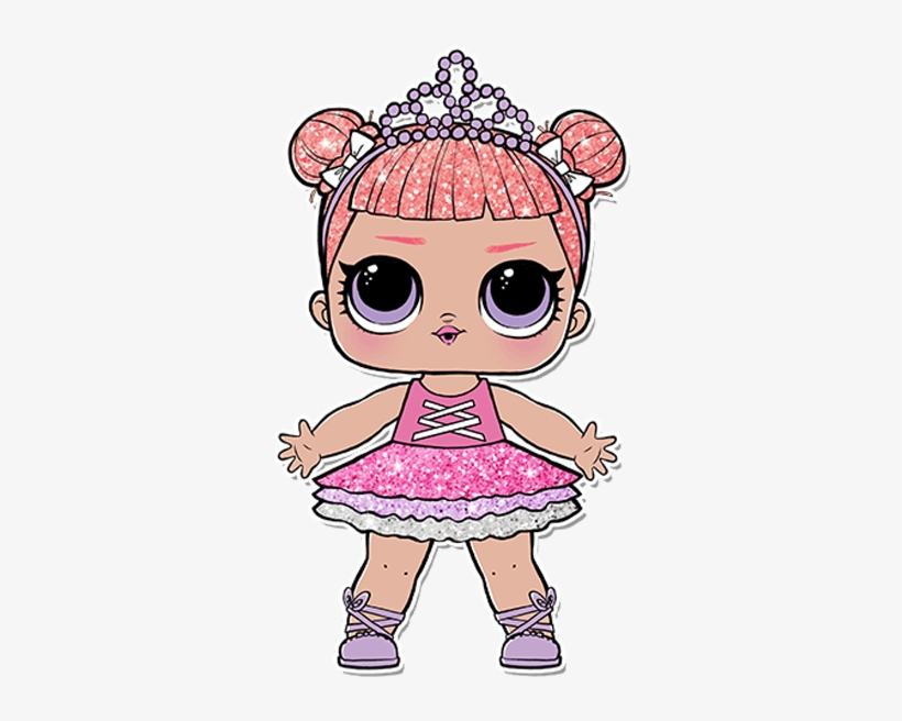 Lol Center Stage Glitter - Center Stage Lol Doll, transparent png #264829