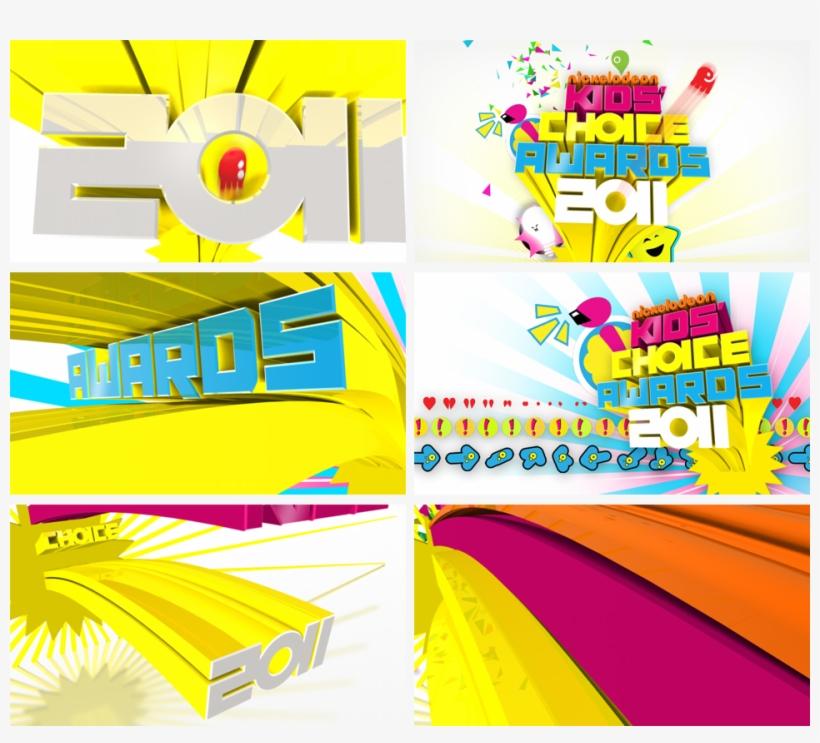 Kids Choice Awards 2011 Logo, transparent png #265085