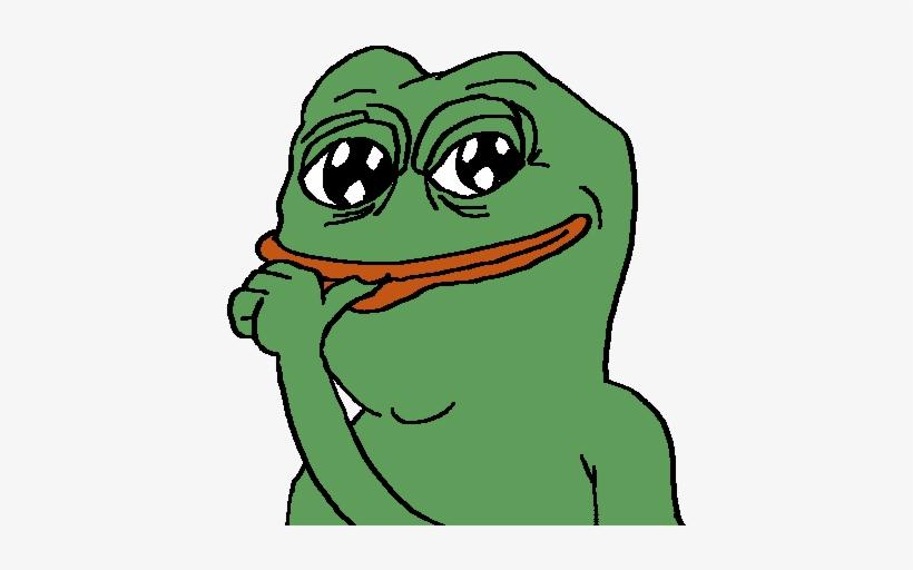 Pepe Meme Png - Pepe The Frog, transparent png #265301