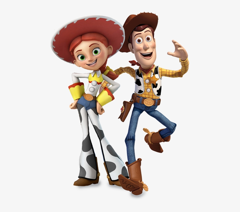 Go To Image - Woody Toy Story Png, transparent png #266164
