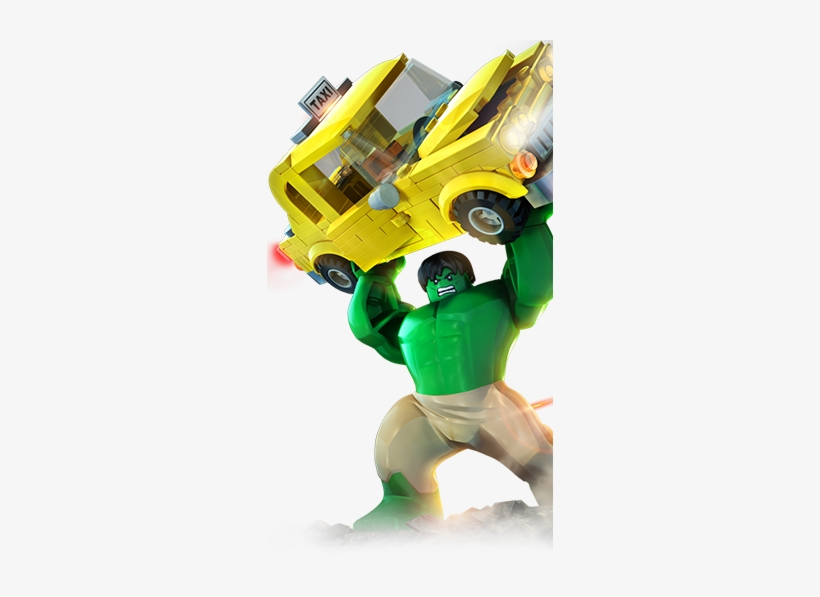 Lego® Marvel™ Super Heroes - Lego Marvel Super Heroes Png, transparent png #266562
