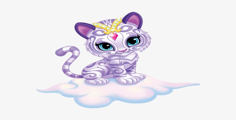 Shimmer And Shine Clipart Nahal Library - Shimmer And Shine, transparent png #266730