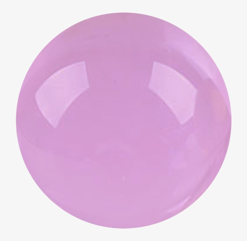 Solid Color Glass Sphere - Circle - Free Transparent PNG