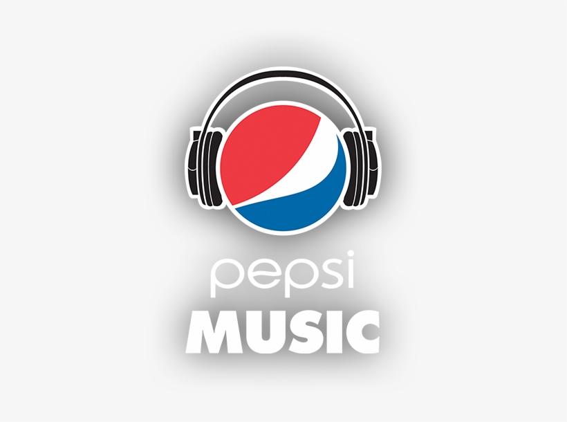 Pepsi Music Logo - Pepsi Can Png, transparent png #268314
