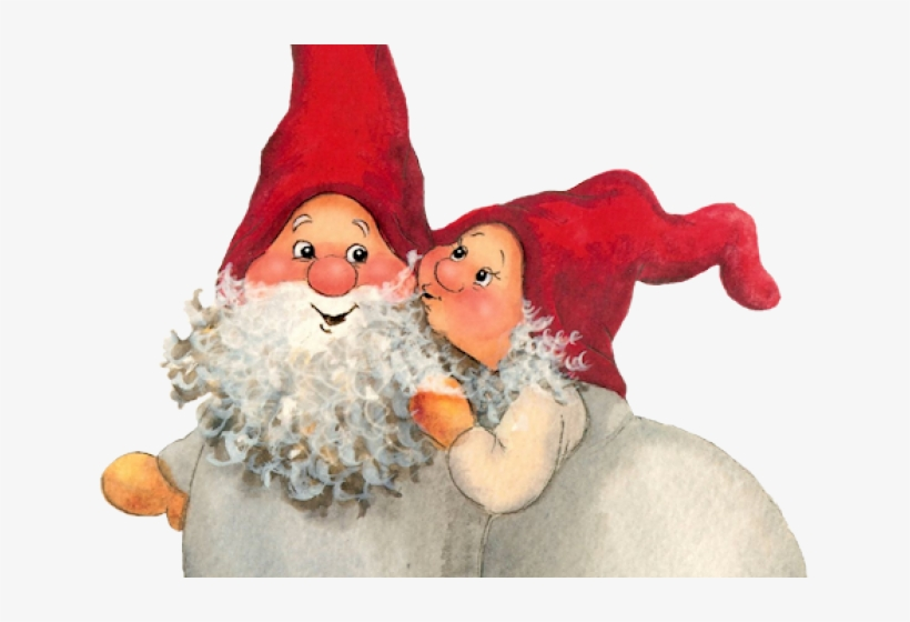 Christmas Gnomes Clipart.Gnome Clipart Couple Christmas Day Free Transparent Png