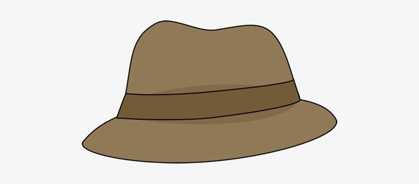 Drawn Hat Detective Hat