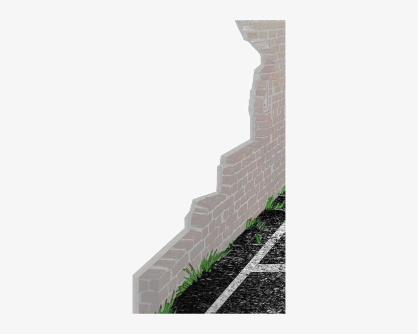 Brick Wall - Wall, transparent png #269121
