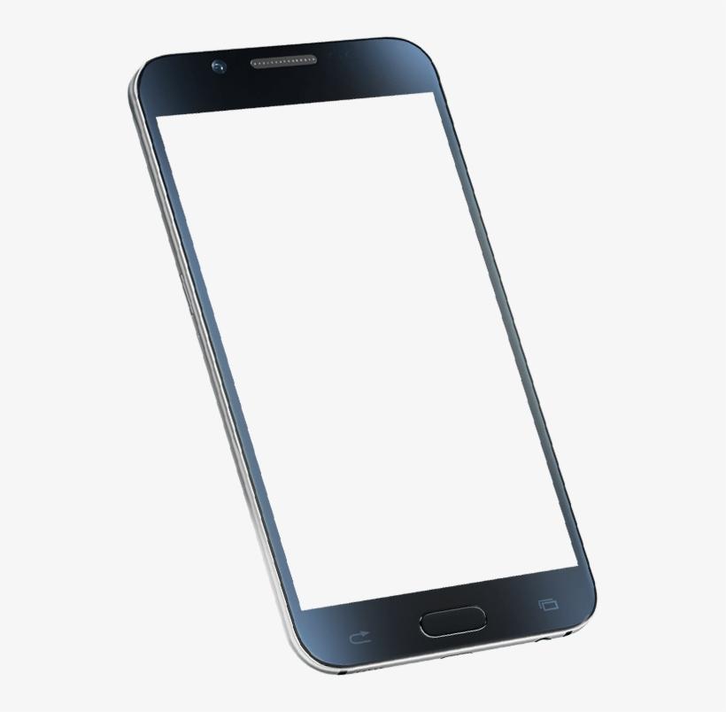 Credit To - 3d Mobile Frame Png, transparent png #269706