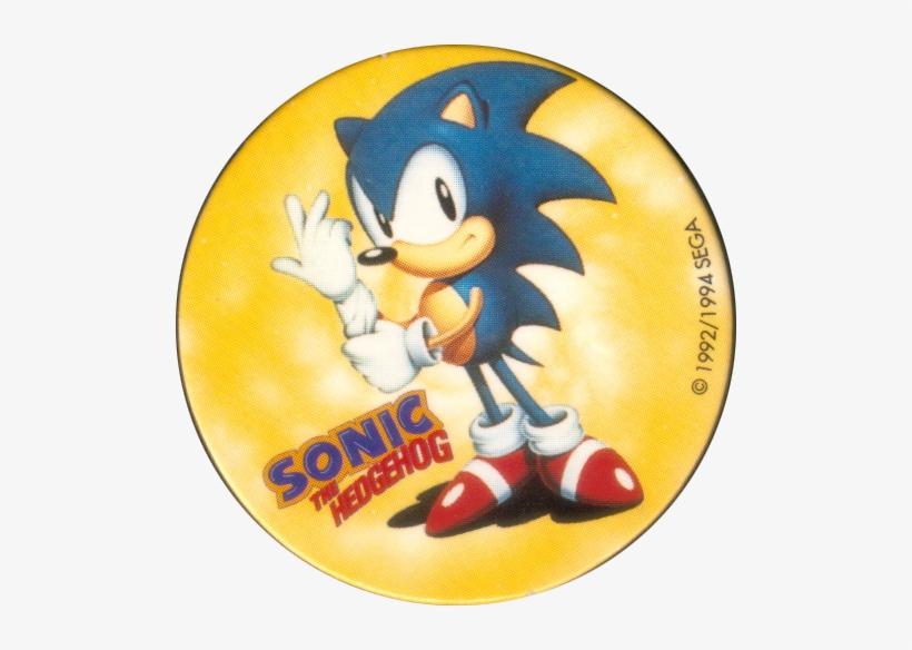 Sonic The Hedgehog 03 Sonic The Hedgehog - Sonic The Hedgehog, transparent png #269956