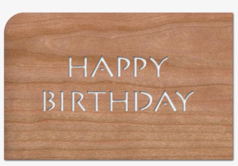 Greeting Card Buchstaben Happy Birthday Happy Birthday In Wood