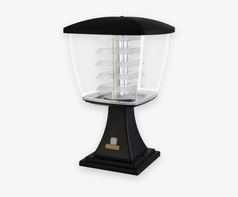Product One - Inventaa Garden Lamp Post Lights, transparent png #2604084