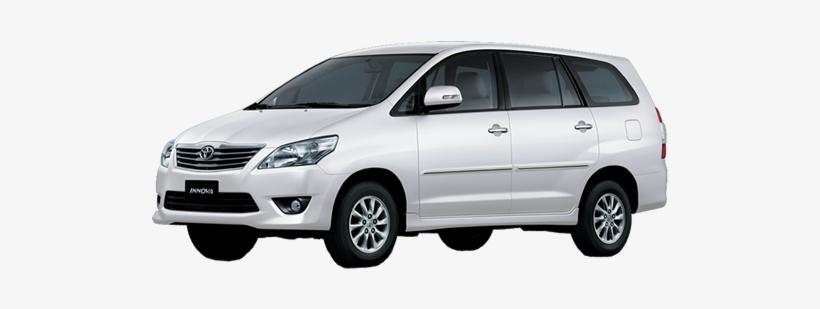 Kolhapur Car Booking - Toyota Innova 2.0 E 2016, transparent png #2604943