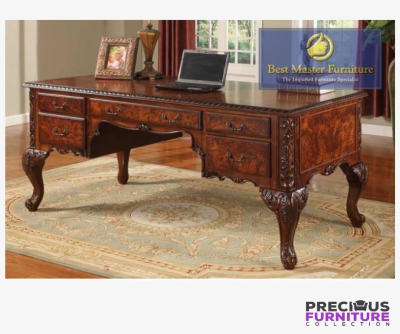 Best Master Furniture Computer Desk, transparent png #2605244