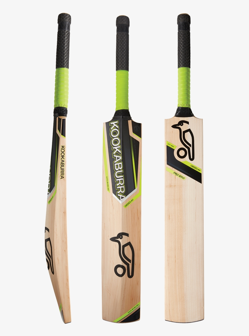 Kookaburra Obsidian Pro 1200 Cricket Bat - Kookaburra Surge Cricket Bat, transparent png #2606778