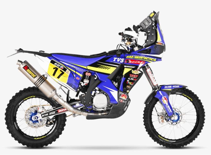 Tvs Racing Bikes - Ktm 450 Off Road, transparent png #2609329