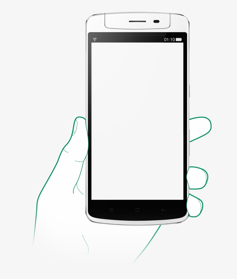 Oppo N1 - Oppo Mobile Frame Png, transparent png #2618450