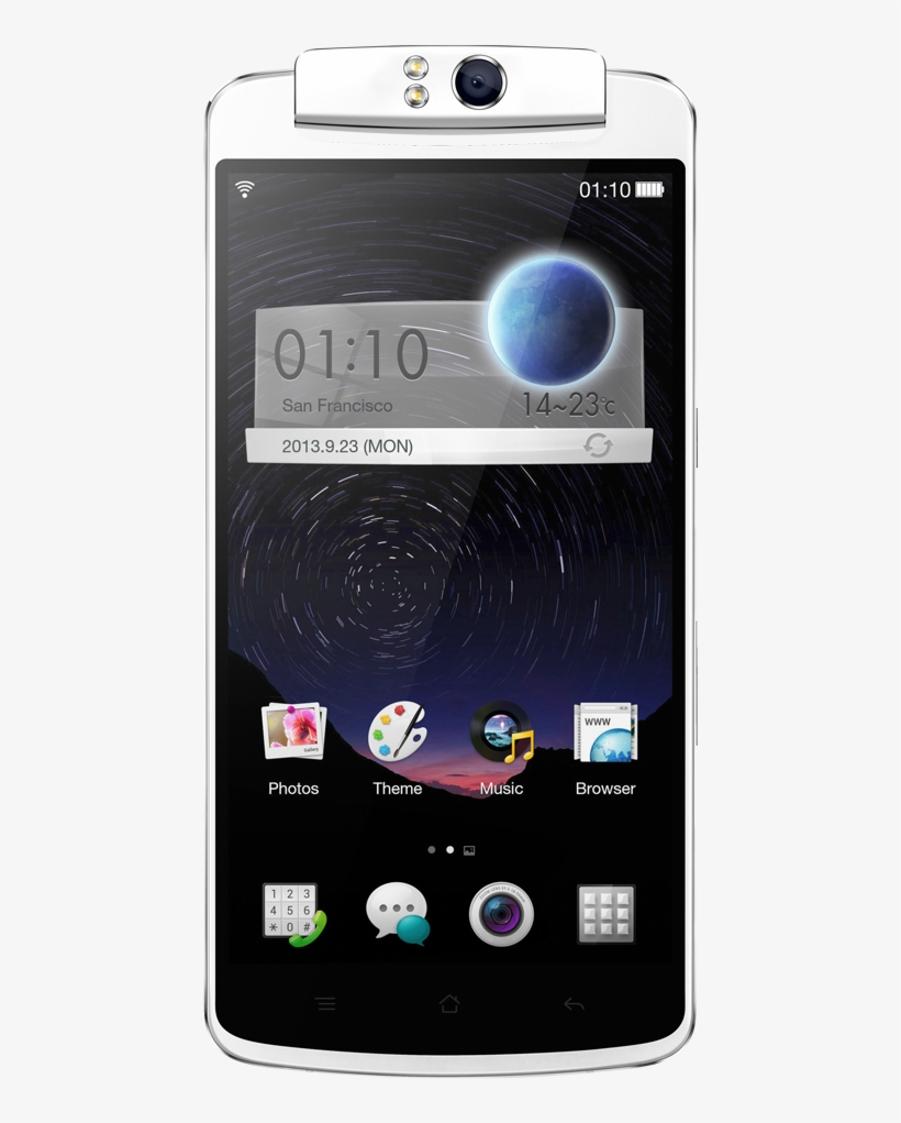 Oppo N1 Mobile - Oppo N1 Price In India 2017, transparent png #2618475
