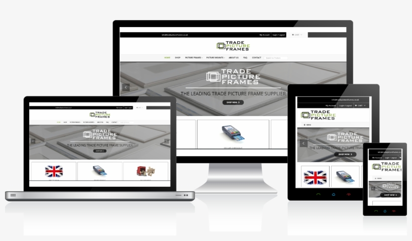 E-commerce Website Design - Web Design, transparent png #2622830