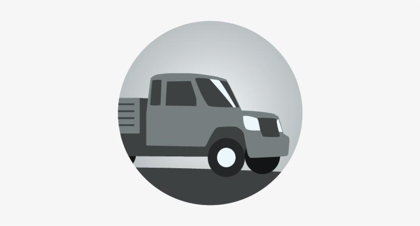 Blowhorn Mini-trucks On Hire In - Pickup Truck, transparent png #2623002
