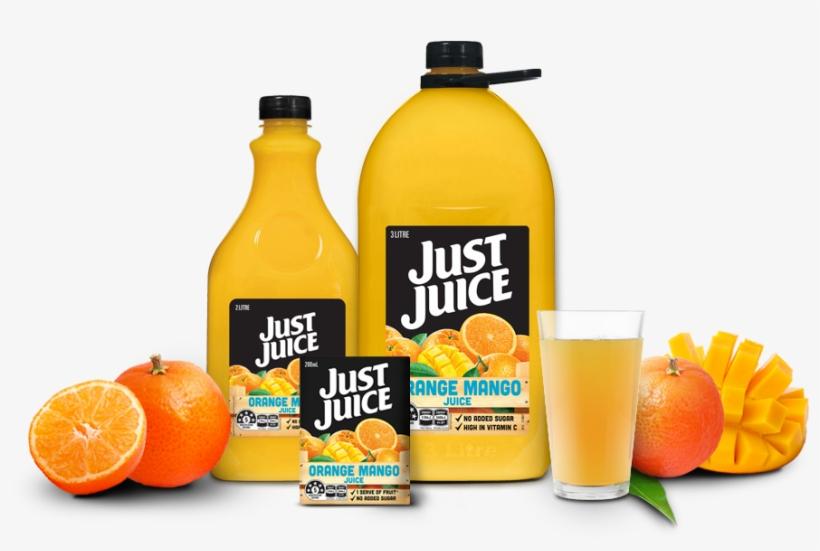 *applies To All Variants Except Tomato Juice - Just Juice Orange Juice, transparent png #2623564